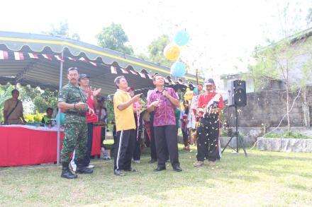Pembukaan Acara Perayaan HUT RI ke 72 Tahun