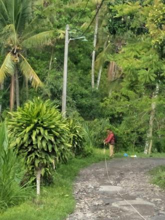 Survei Lampu Penerangan Jalan Umum di Desa Galungan