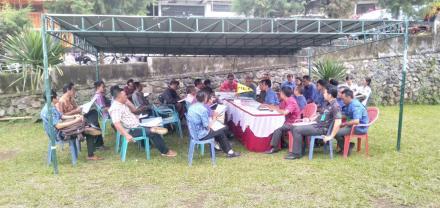 Musyawarah Rencana Pembangunan Tingkat Kecamatan Sawan