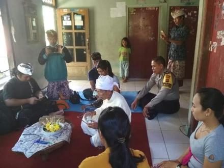 Identifikasi Lan Alih Aksara Tembaga Maaksara Bali Druen Dadia Pasek Banjar Tengah Desa Galungan