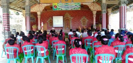 Penilaian Lomba Asuhan Mandiri Pemanfaatan Toga Dan Akupresure Tingkat Provinsi Bali