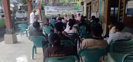 Penyuluhan Penempatan Transmigrasi Kabupaten Buleleng Tahun 2019