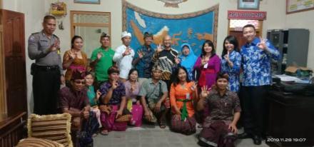 Kunjungan BKKKBN Provinsi Jawa Barat