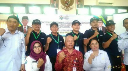 Pelatihan Kader Pemerdayaan Masyarakat Desa (KPMD)  Angkatan ke II Tahun 2020