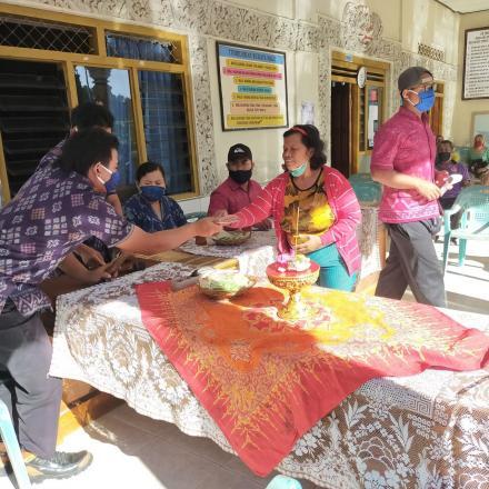 Penyaluran Bantuan Langsung Tunai (BLT) Dana Desa Tahap III