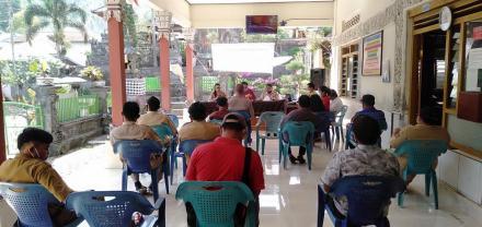 Musyawarah Desa Khusus Pembahasan BLT Dana Desa Tahap III dan Perubahan APBDes Tahun 2020